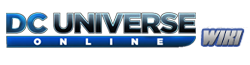 Dc universe online wiki word mark