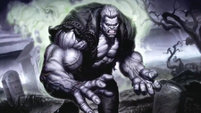 Solomon Grundy Champion Art