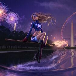 Stargirl Concept Art