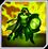 Construct Champion Icon Arcane Green Lantern