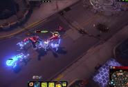 Supergirl gameplay screenshot 1