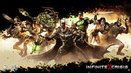 Infinite Crisis Game Splash