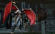 Nightmare Batman Updated Character Change Art
