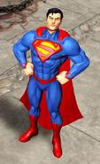 Superman infinite crisis character model