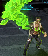 Atomic green lantern character model infinite crisis