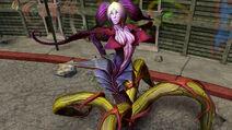 Nightbloom Atomic Poison Ivy Costume Skin Gameplay