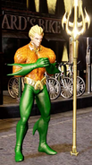 Aquaman infinite crisis prime character model