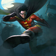 Infinite Crisis Robin Concept Art Prime
