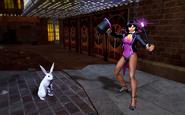 Zatanna Character Design Change Infinite Crisis
