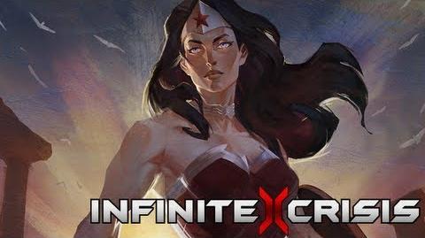 Champion Profile Wonder Woman