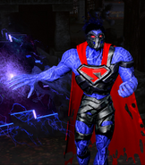 Nightmare Superman Character Model
