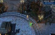 InfiniteCrisisSSGaslightBatmanFight