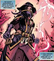 Arcane Zatanna Infinite Crisis Fight for the Multiverse
