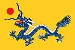 China flag IH