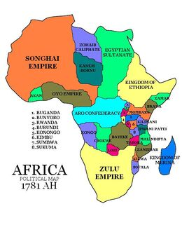 Atra Mors Africa
