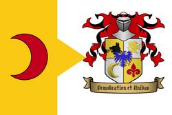 Flag Selknam-Yaghan GS