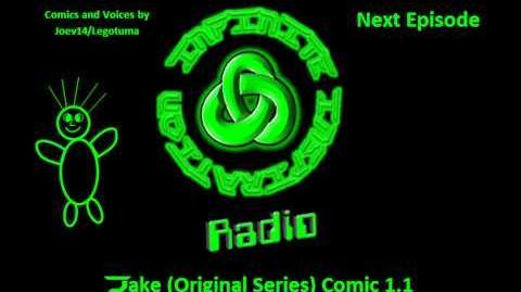 Comic 1.1 (Jake Series)