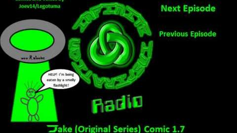 Comic 1.7 (Jake Series)
