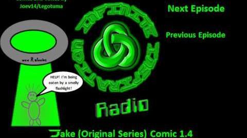Jake Comic 1