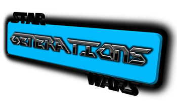 Star Wars Generations Logo