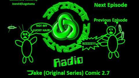 Comic 2.7 (Jake Series)