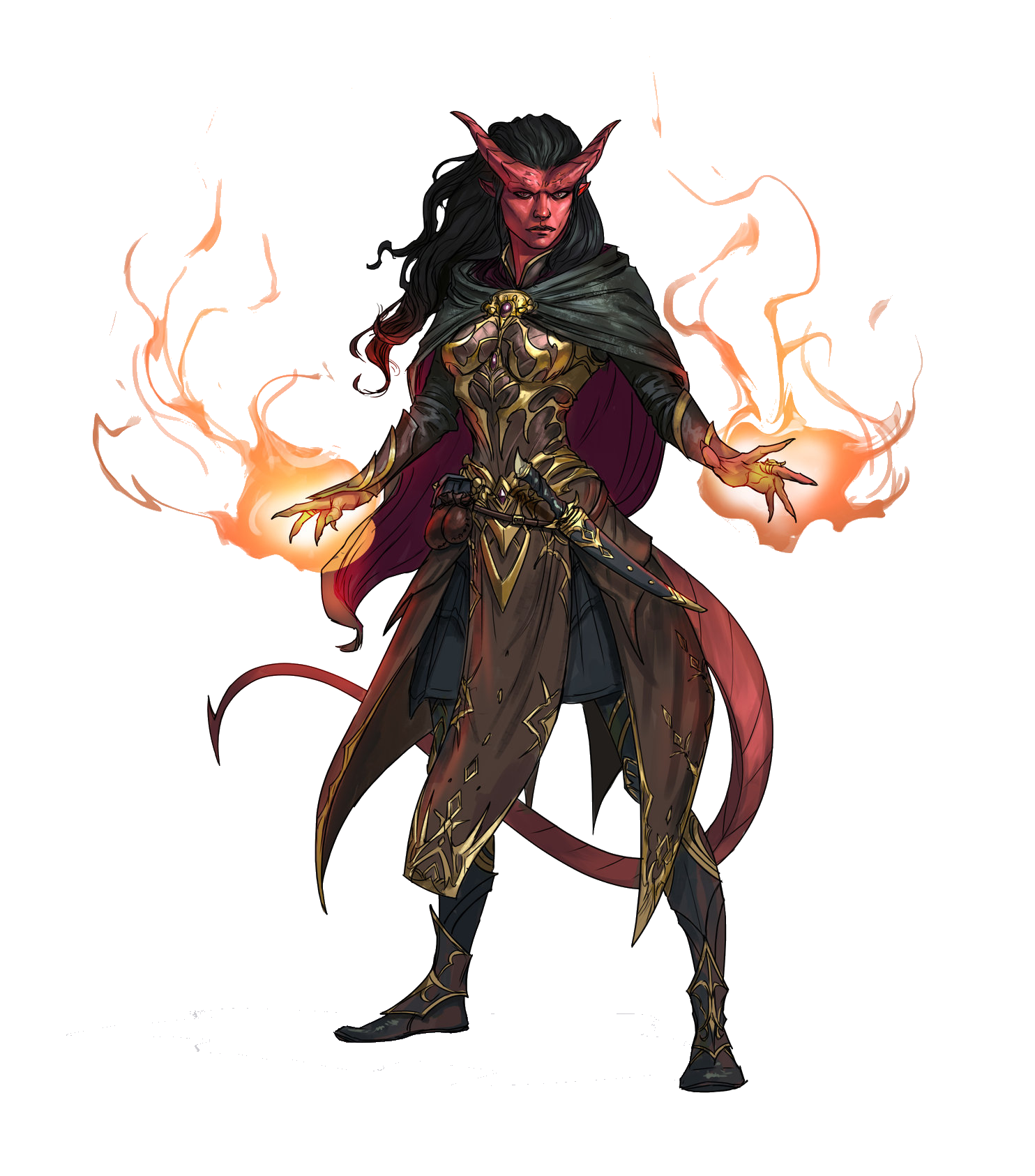 Tiefling Infinite Isles Wikia Fandom Powered By Wikia