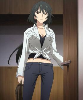 Chifuyu en OVA