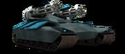 Gatling Tank