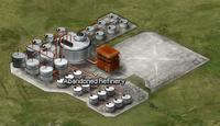 Abandoned Refinery