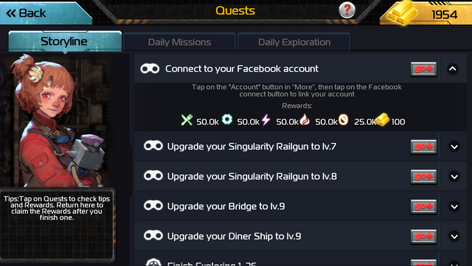 AoW QuestStoryLine