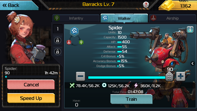 AoW Spider