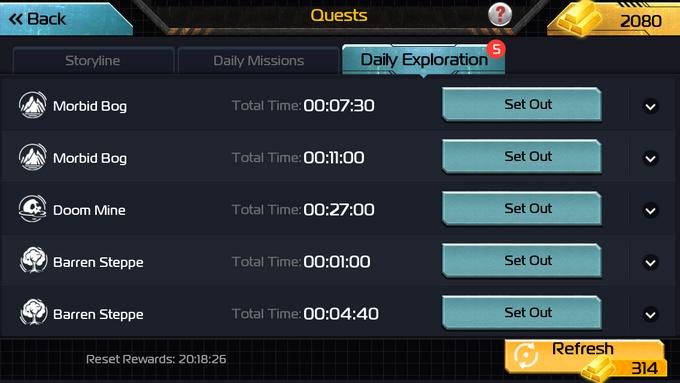 AoW QuestDailyExplore