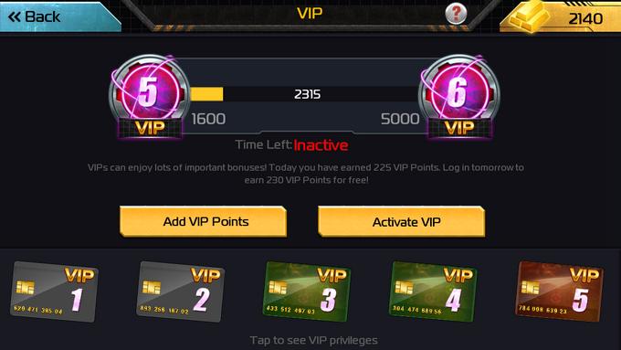 AoW VIP