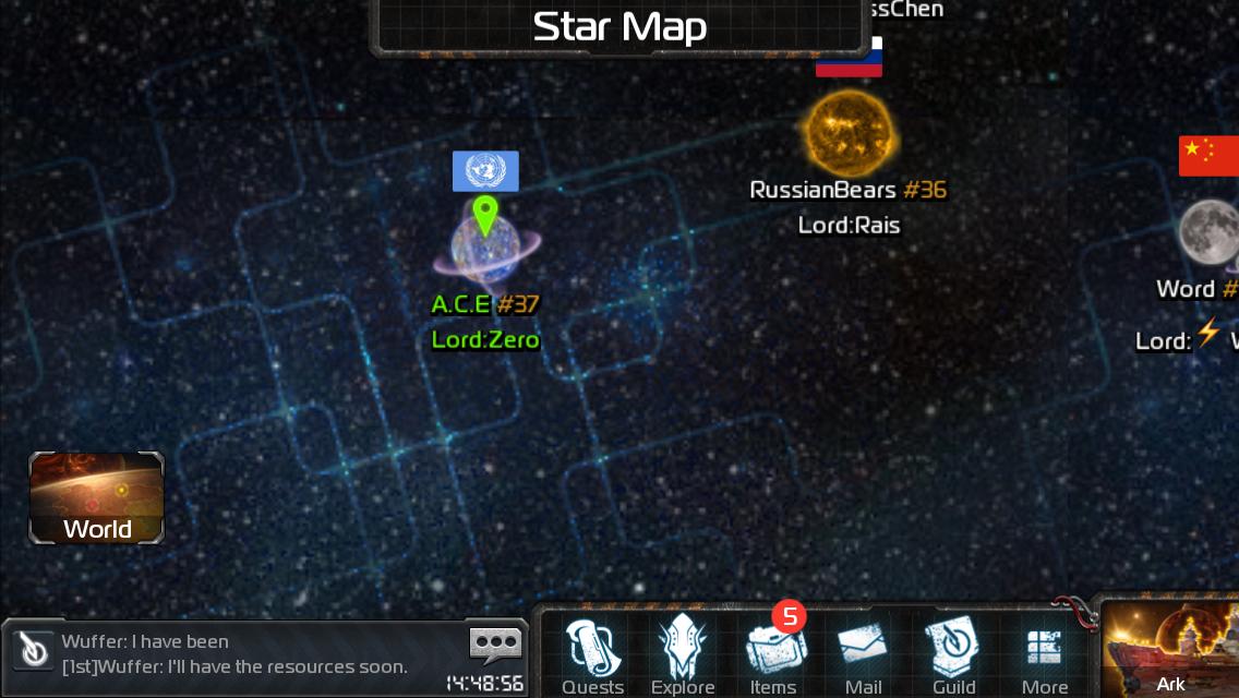 Star Map Software.Aow Starmap Infinity Ark War Wikia Fandom Powered By Wikia