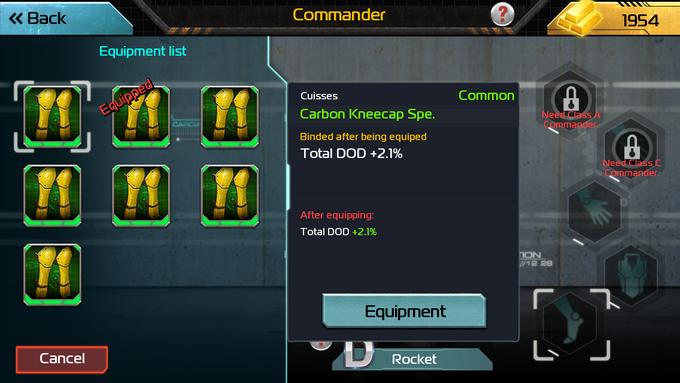 AoW CommanderWeapons