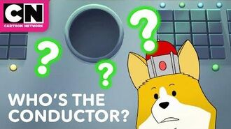 Who's the Conductor? Clues You Missed Infinity Train Cartoon Network