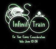 Infinity Train Emmy Consideration