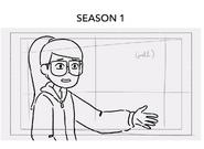 Season one storyboard one