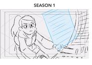 Season one storyboard two