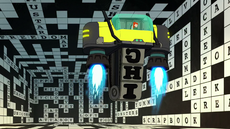 Crossword Car