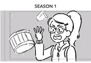 Season one storyboard three