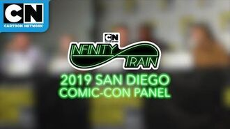 Infinity Train Panel SDCC 2019 Cartoon Network