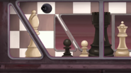 Pilot chess car