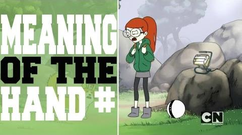 WHAT DOES THE HAND NUMBER MEAN Infinity Train Theory Discussion