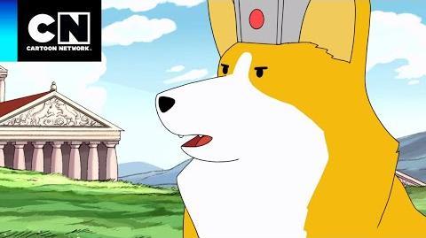 El tren infinito Pilotos del Programa de Artistas Cartoon Network
