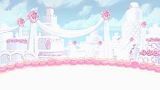 Wedding Cake Car