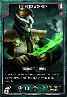 Glorious Warrior