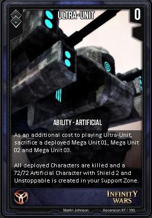 ASCENSION- Ultra-Unit