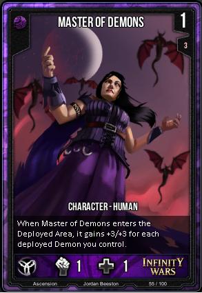 ASCENSION- Master Of Demons