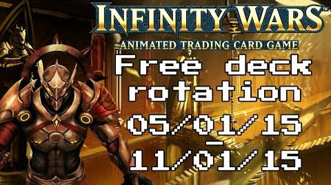 Infinity Wars - Free Deck Rotation - Episode 4